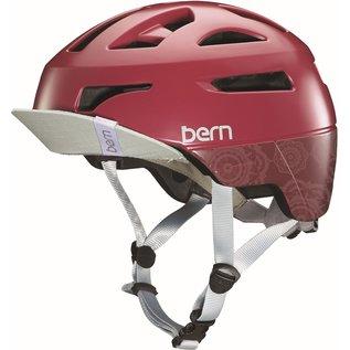 Bern Bern Parker - Satin Cranberry