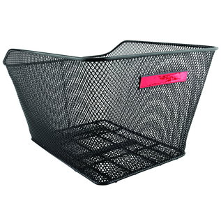 "Evo EVO Top Rack Mesh Basket, 13x16x8"", Black"