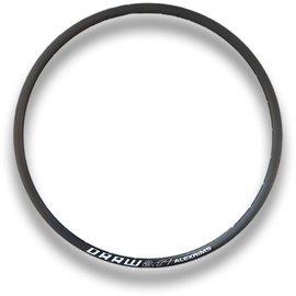 AlexRims DRAW 2.1P 700c Rim - Black