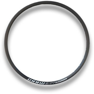 ALEX Alex DRAW 2.1P 700c Rim - Black