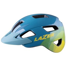 Lazer Gekko MIPS - Blue/Yellow