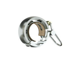 Knog Oi Luxe Large - Silver