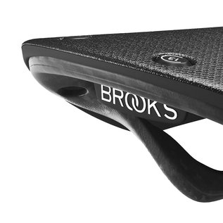 Brooks Brooks C13 Cambium Carved  All Weather 158 mm - Black