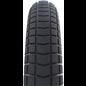 """Schwalbe Schwalbe Super Moto-X HS 439 - 20 x 2.40"""" - Black"""