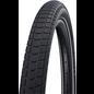 """Schwalbe Schwalbe Super Moto-X HS439 - 20""""x2.40 - Black"""