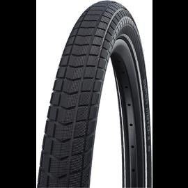 Schwalbe Super Moto-X HS439 - 26x2.40 - Black