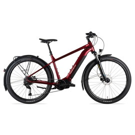 Norco Indie VLT 1 - Red/Silver