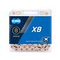 KMC KMC X8 - 8 Speed - Silver