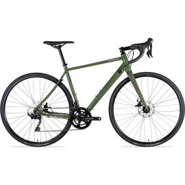 Norco Section A2 - Green/Grey