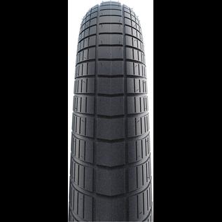 Schwalbe Schwalbe Big Apple HS 430 -  29x2.35, 28x2.35, 700x60c  - Black