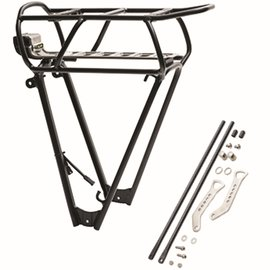 BionX Rear Rack  w/batt. docking for RC3 Systems - Black