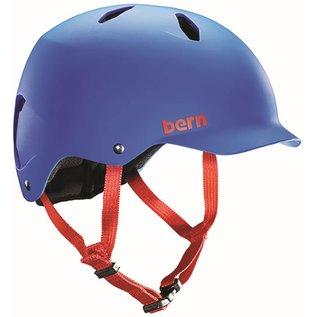 Bern Bern Bandito - Matte Cobalt Blue