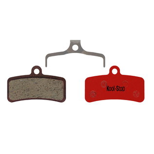 Kool-Stop KOOLSTOP KS-D640 ORGANIC COMPOUND Disc Brake Pads W/STEEL BACKING PLATE