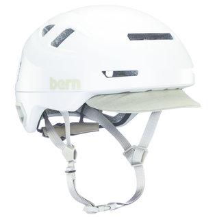 Bern Bern Hudson MIPS - Satin White