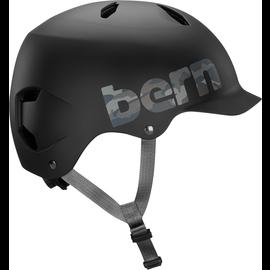 Bern Bandito MIPS - Black (Camo Logo)
