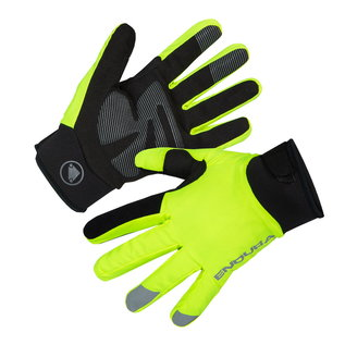ENDURA Endura Men's STRIKE Glove - Hi Viz Yellow