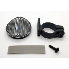 Brompton Front reflector + bracket - for handlebar