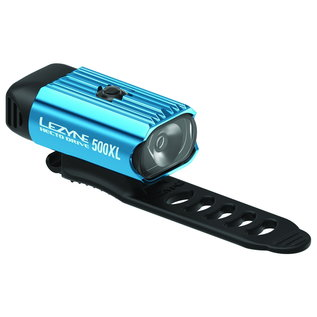 Lezyne Lezyne Hecto Drive 500XL Front Light, - Blue