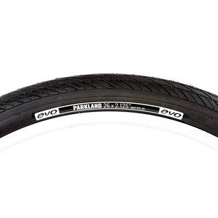 Evo EVO Parkland Tire 26x1.50 (inch) | 38-559 - Wire, Clincher, Black