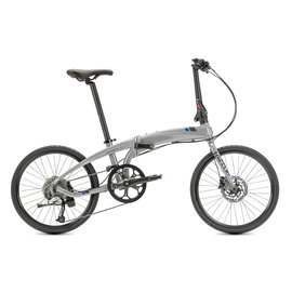 Tern Verge D9 - Silver/Grey