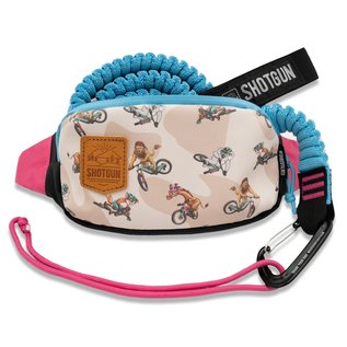 Shotgun Shotgun, Tow Rope and Hip Pack, Set