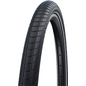 Schwalbe Schwalbe Big Apple 26x2.15 55-559 Reflective Strip, Endurance, Puncture Protection, Wire - Black