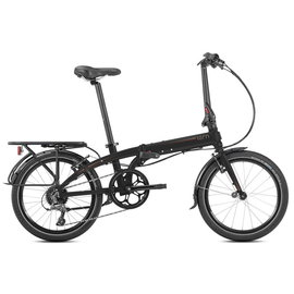Tern Link D8 -  Black/Grey/Red