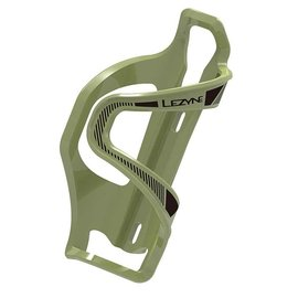 Lezyne Flow Side Load - Left, Army Green