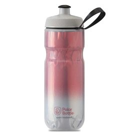 Polar Bottle Sport Insulated 20oz - Red/Silver