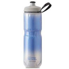 Polar Bottle Sport Insulated 24oz - Royal Blue/Silver
