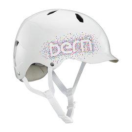 Bern Bandito - Gloss White Confetti