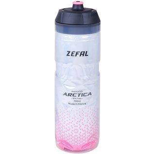 Zefal Zefal Arctica 75 Insulated bottle, 750ml / 25oz - Silver/Pink