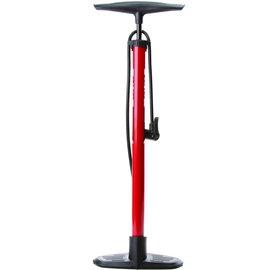 Evo AirPress Floor Pump - Red