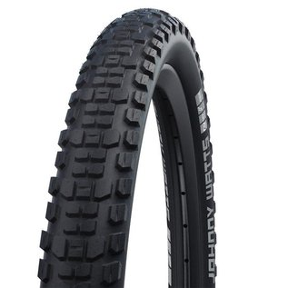 Schwalbe Schwalbe Johnny Watts E-Bike Tire, 27.5x2.35, Black-Reflex, Performance, Addix Compound, Folding