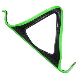 Supacaz Fly Carbon Cage - Neon Green