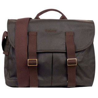 Brompton Brompton Barbour Tarras Bag - Olive Green