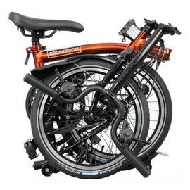 Brompton Custom Bike - Black Edition
