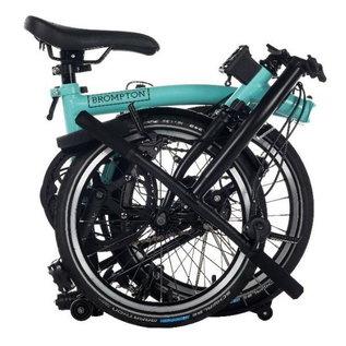 Brompton Build Your Own 2021 Brompton Black Edition Bike