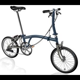 Brompton Custom Bike - Superlight
