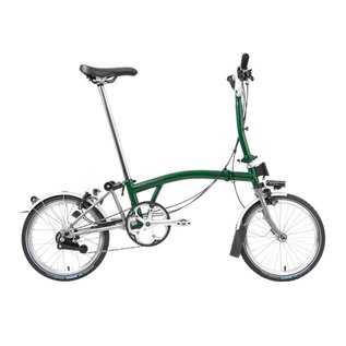 Brompton Brompton  Custom Bike - Superlight (Titanium Extremities)