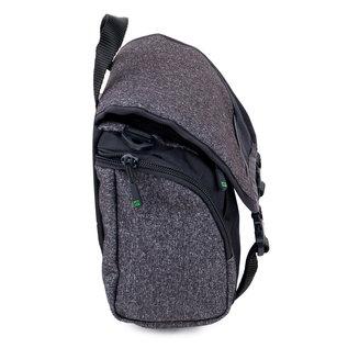 Evo EVO Quick Release Handlebar Bag, Black