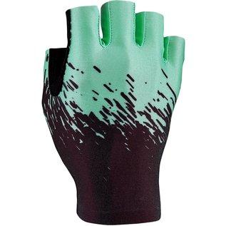 Supacaz Supacaz SupaG Short Road Gloves - Black/Celeste -