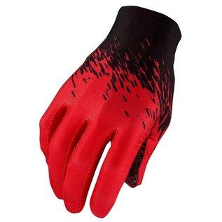Supacaz Supacaz SupaG Long Road Gloves - Black/Red