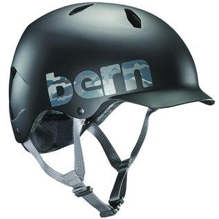 Bern Bern Bandito - Black Camo