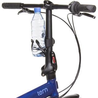 Tern Tern Bossless Bottle cage plastic w/Velcro - Black