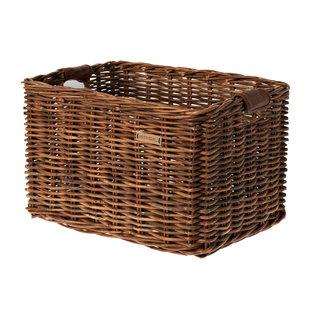 Basil Basil Dorset Front Basket - Brown