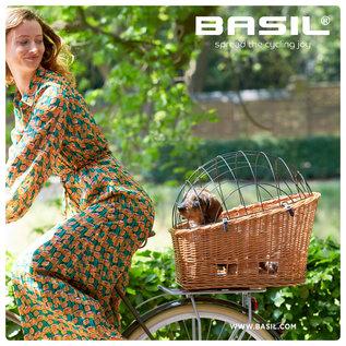 Basil Basil Pasja Rear MIK Dog Basket - Medium