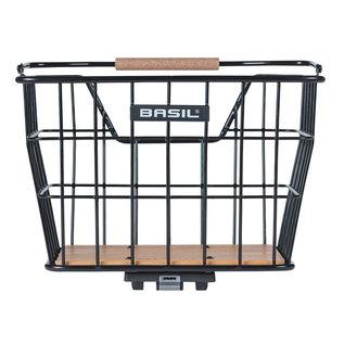 Basil Basil Nordland MIK Basket, Front or Rear - Black