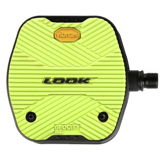 LOOK Look GEO City Grip Platform Pedals - Lime