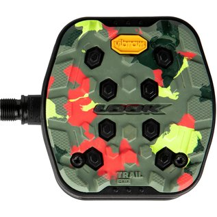 LOOK Look Trail Grip Platform Pedals - Camo
